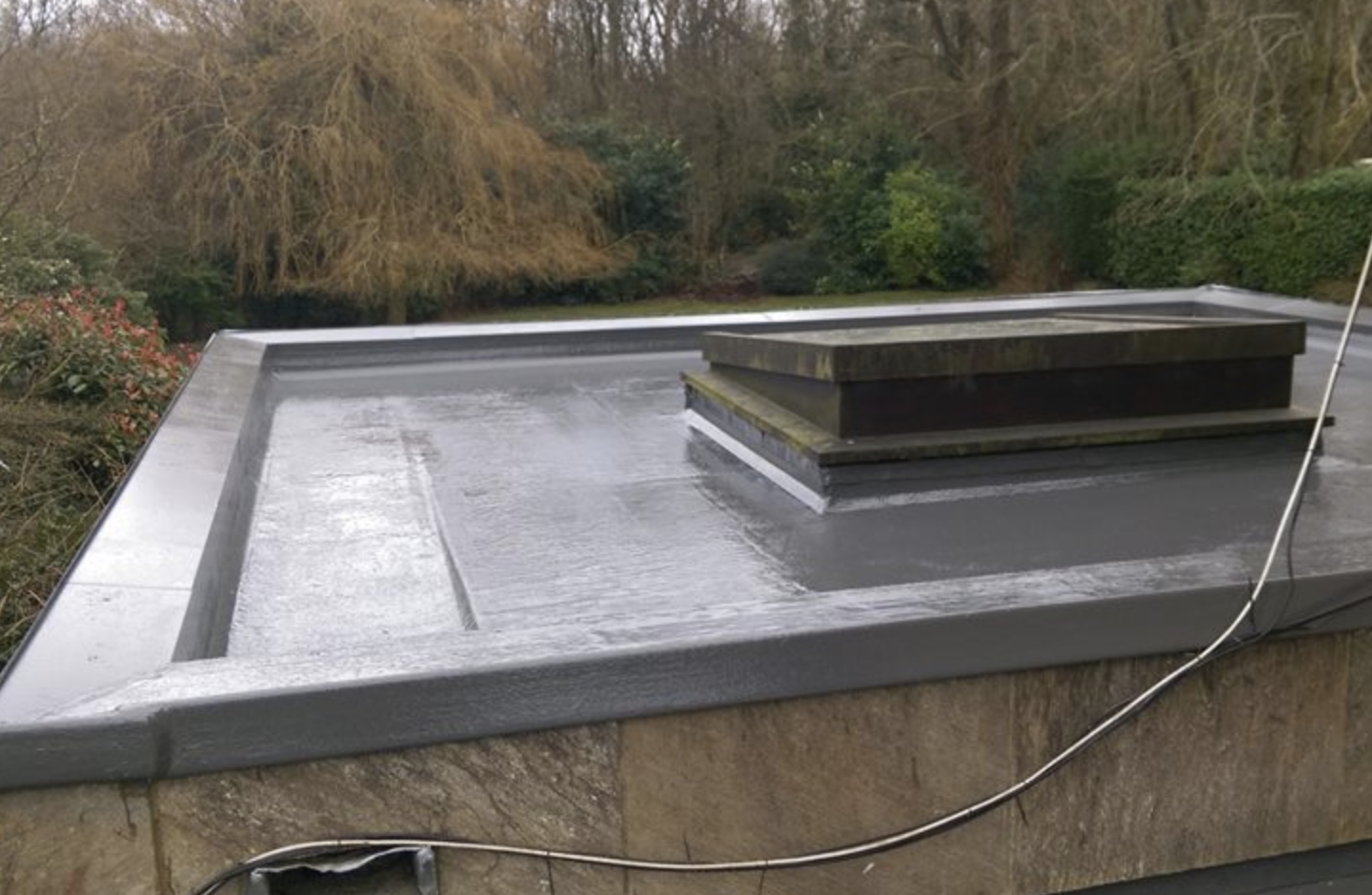 Flat Roofs Croydon - Flat Roofing - Gecko Roofing