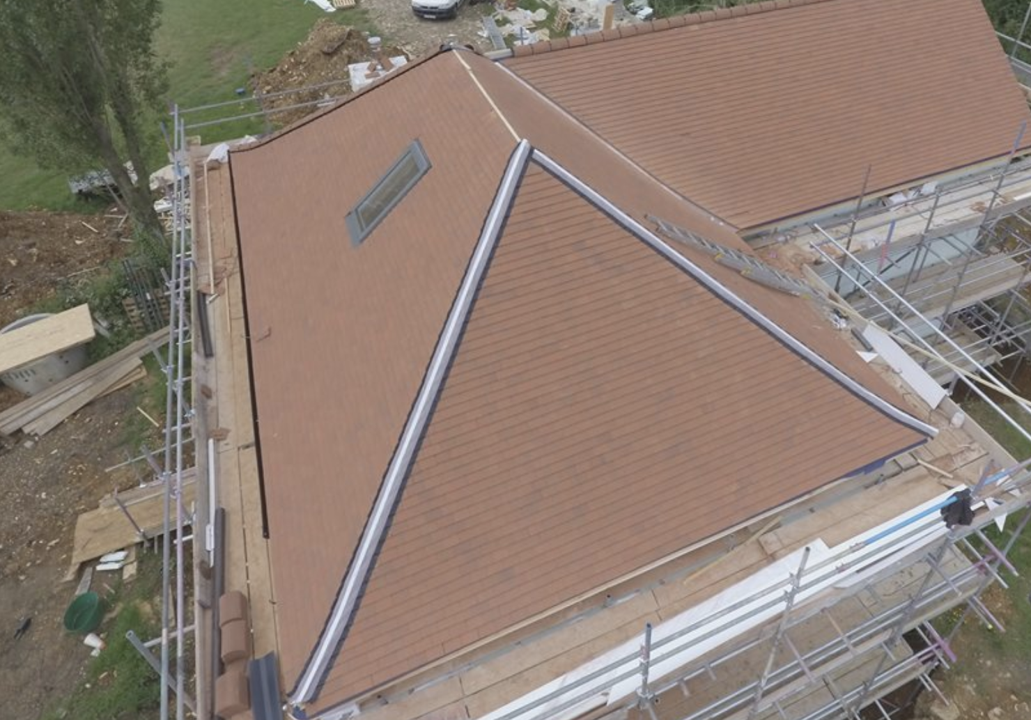 Pitched Roofs Croydon - Pitched Roofing Services - Gecko Roofing
